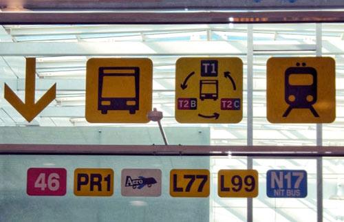 airport-bus-train-aerobus-metro-isaretler-signs