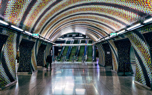 budapest-Gellert-Ter-station